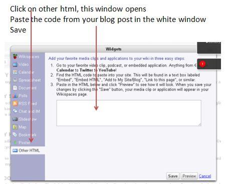 find html link
